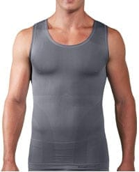 Knap'man Singlet Grey